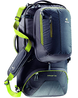 deuter transit 50 with daypack