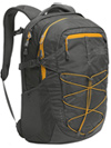 noth face borealis traveling backpack